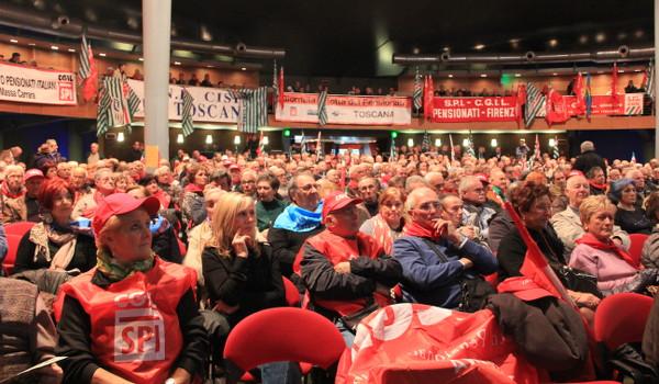 Manifestazione Obihall Firenze