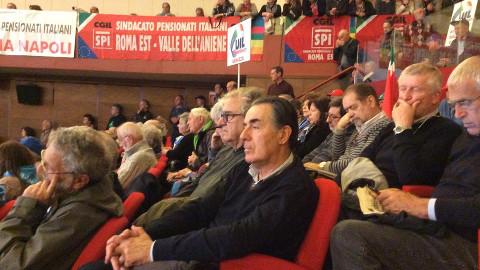 manifestazione roma 5 novembre