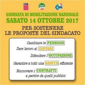 manifestazione 14 ottobre