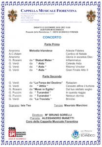 """della """"Cappella Musicale Fiorentina"""""""