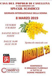 8 marzo Scandicci
