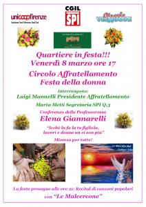 8 marzo 2019 Firenze Q3