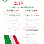 25 aprile 2019 Fiesole