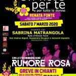 8 marzo Greve in Chianti