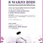 8 marzo Barberino Mugello