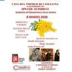 8 marzo Casellina